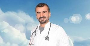Dr. Haşim Güneş, Kalp Hastalıklarından Korunma Yolları Hakkında Bilgi Verdi