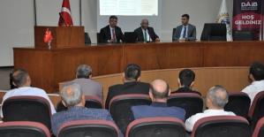 Siirt TSO'da Dış Ticaret Bilgilendirme Semineri Düzenlendi
