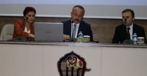 Siirt'te 2019 Yılı 4. Dönem İl Koordinasyon Kurulu Toplantısı Yapıldı