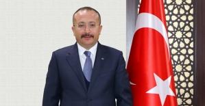 """Vali Ali Fuat Atik'in """"29 Ekim Cumhuriyet Bayramı"""" Kutlama Mesajı"""