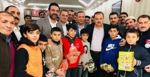 AK Parti Yerel Yönetimler Başkan Yardımcısı Abdurrahman Öz, Tillo,Eruh, Şirvan ve Pervari İlçelerimizde İncelemelerde Bulundu