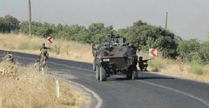 Geçici Özel Güvenlik Bölgeleri 15 Gün Süreyle Uzatıldı
