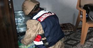 Bölücü Terör Örgütü Mensuplarına Yardım ve Yataklık Ettikleri Tespit Edilen 8 Şüpheli Gözaltına Alındı