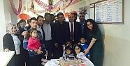Başkan Özcan, Hastanede Yatan Çocukları Ziyaret Etti