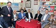 Milletvekilimiz Aktay, Yalova Siirtliler Derneğini Ziyaret Etti