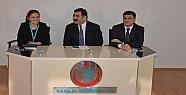Sağlık Müdürlüğünde 2015 yılı Değerlendirme Toplantısı Yapıldı