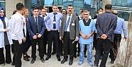 Siirt Devlet Hastanesi Taşeron İşçilerin Kadro Mutluluğu