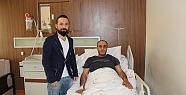 Siirt Devlet Hastanesinde İlk Defa Bir Hastanın Omurga Bölgesine Titanyum Plaklar Yerleştirildi