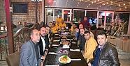 Simder56, İstanbul Siirtspor Taraftarlar Derneğine Akşam Yemeği Verdi