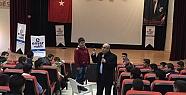 Yazar Mehmet Paksu, Pervari ve Şirvan İlçelerimizde Namaz Bilinci Semineri Verdi