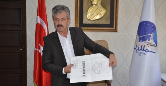 Tillo Belediye Başkanı İdham Aydın, Projelerini Anlattı