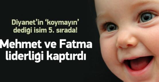 Türkiye'de En Popüler Bebek İsimleri