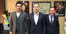 AK Parti Merkez İlçede Devir Teslim Yapıldı