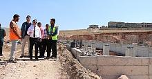 Belediyenin Projeleri Tüm Hızıyla Devam Ediyor