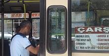 Zabıta Ekipleri, Toplu Taşıma Araçlarını Denetledi