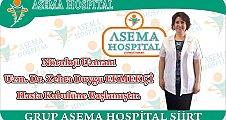 Nöroloji Uzmanı Dr. Zehra Duygu Ekmekçi, Asema Hospital'da
