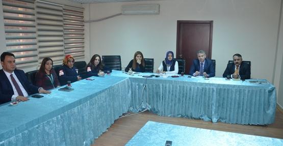 """""""YAŞAMA YOL VER"""" Kampanyası Değerlendirme Toplantısı Düzenlendi"""