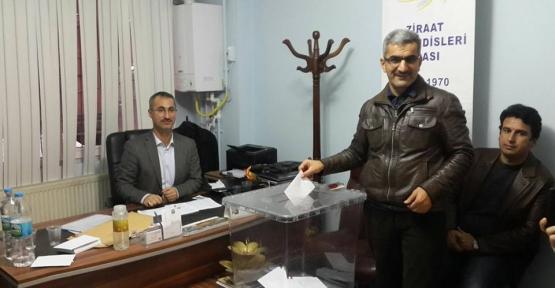 Ziraat Mühendisleri Siirt İl Temsilciliği Seçimi Yapıldı