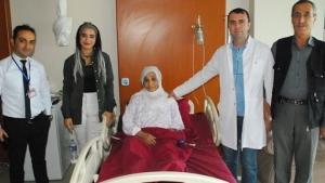 Siirt'te Bir İlk, Yapışık Böbrekler Kapalı Yöntem İle Birbirinden Ayrıldı