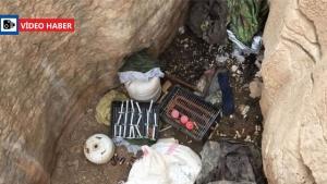 Herekol Dağında Terör Örgütüne Darbe Vuruldu